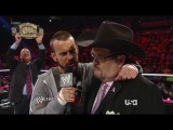 WWE Monday Night Raw 01.10.2012 Часть 2[WWW.OXIDEN.3DN.RU] Русская версия от 545TV(Валентин Нарчук и Сергей Перышкин)